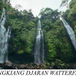 Bangkiang Djaran waterfall