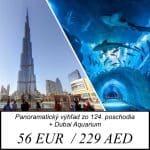 Burj khalifa a aquarium