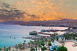 Hľadám mesto mieru, žijem v meste snov. Eilat je mesto najjužnejšom cípe Izraela pri pobreží Červeného mora.