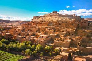 Berber Ilias nás berie na 700km trip Marokom- Časť. 1:3 - Ouarzazate a noc u Iliasa