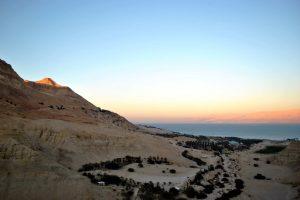 Dnes prespíme u Slovenky žijúcej v Izraeli. Na skok sa nachádza pevnosť Masada či Mŕtve more