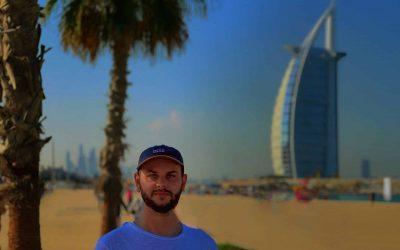 Dubaj- Burj al Arab