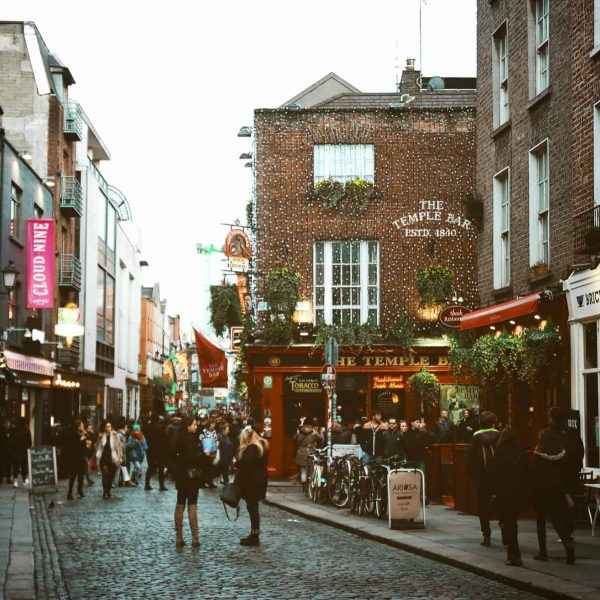 Dublin uvod