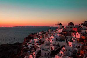 Ten kto si na Santorini neodfotil západ Slnka, akoby tam ani nebol