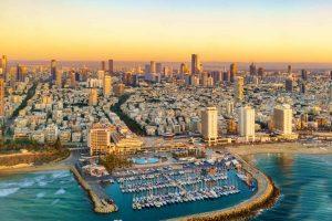 Z hlavného mesta Tel-Aviv do Jeruzalemu a ešte ďalej...
